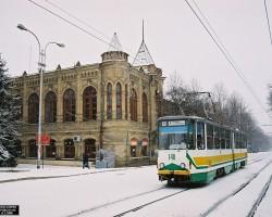Изменение графика движения трамваев на новогодние праздники с 1 по 8 января 2020 года