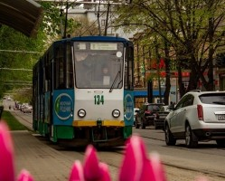 Расписание движения трамваев в праздничные дни с 1 по 11 мая 2021 года